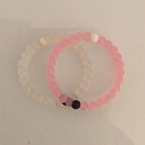 Set of 2 Lokai bracelets